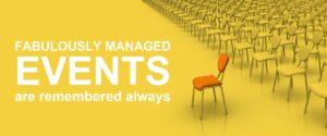 proper event management planning